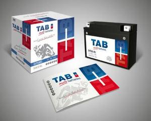 TAB Spain lanza nuevo catálogo y embalaje de baterías para moto
