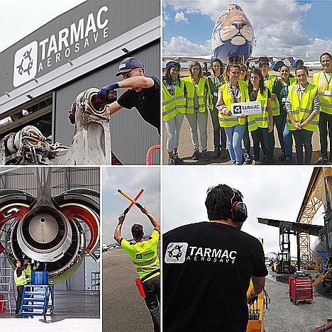 Tarmac Aerosave pone en marcha una gran campaña de contratación