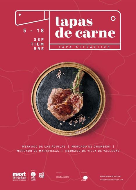 ¡Llega a Madrid el primer concurso de tapas de carne!