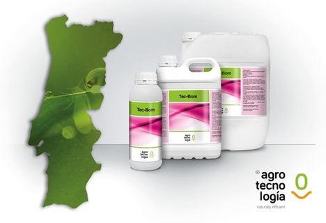 TEC- BOM, de Grupo Agrotecnología, nuevo registro fitosanitario en Portugal