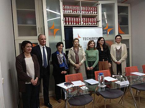 """TECNIBERIA celebra su Jornada """"Mujeres, Ingeniería y el reto de las profesiones STEM"""""""