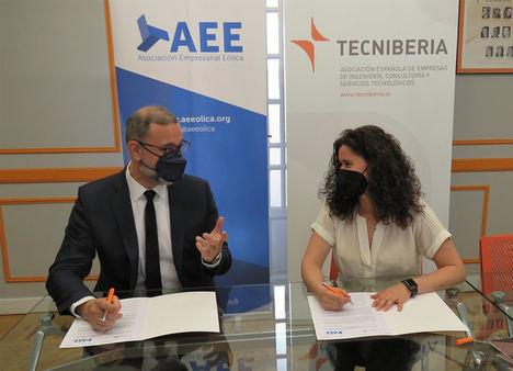 TECNIBERIA y AEE firman un convenio de colaboración