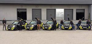 TENNECO lanza los vehículos promocionales B-Connected en España