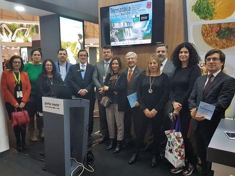 Termatalia Brasil 2018 se presenta en la BTL de Lisboa