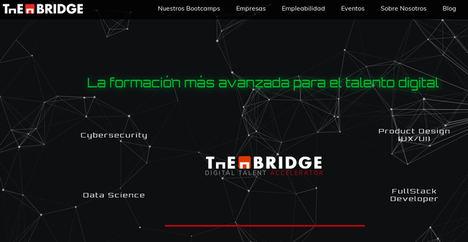 The Bridge apuesta por la formación y el talento digital con el impulso de Telefónica