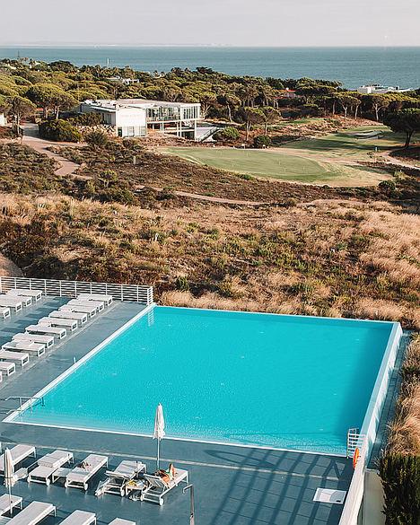 Hotel The Oitavos, experiencias premium en la costa portuguesa para regalar estas navidades