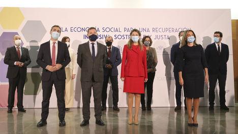 18 Gobiernos de la Unión Europea sellan su compromiso con la Economía Social en la Declaración de Toledo