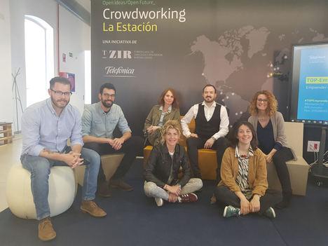 """El encuentro """"Top Emprende"""" reúne en Zaragoza a los jóvenes emprendedores aragoneses"""