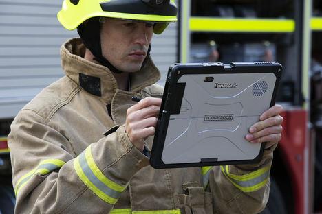 La tecnología móvil, una aliada clave para los cuerpos de bomberos y servicio de rescate