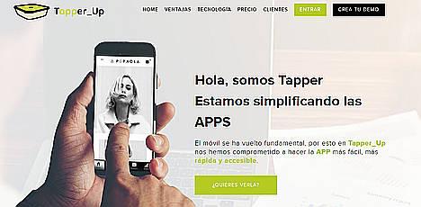 """Nace la compañía Tapper_Up con tecnología """"made in Barcelona"""""""