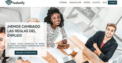 """La Universidad de Málaga y Taalentfy ponen en marcha """"Talent Tank"""", una plataforma de empleo basada en el talento"""