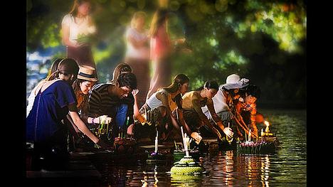 Tailandia invita a descubrir el Thainess con el festival Loi Krathong