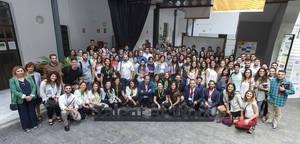 Más de 2.300 universitarios han participado en las jornadas de empleo Talent at Work 2016 y 2017