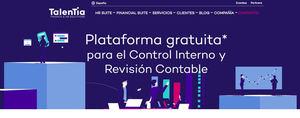 Talentia Software facilitará gratuitamente su plataforma para Control Interno y Revisión Contable