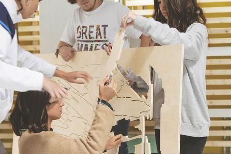 Talleres gratuitos para jóvenes creativos en IED Madrid