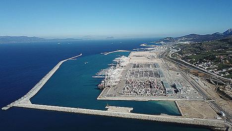 El Puerto de Tánger Med