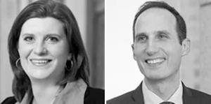 Tara Torrens, y Omer Brav, Capital Group.