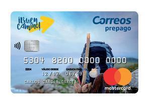 Correos lanza la nueva tarjeta prepago Mastercard dedicada al Camino de Santiago