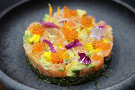 Glovo incorpora la alta cocina asiática de Homie By Sergio Sanz en Madrid