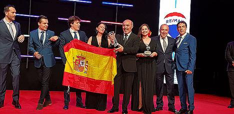 Team Javier Villalba. REMAX Grupo Jumbo.