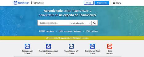 TeamViewer inaugura su comunidad de usuarios en español