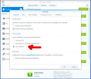 TeamViewer ya incluye acceso remoto para dispositivos NAS de Synology