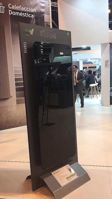 Tecna presenta los radiadores ONI y el toallero eléctrico Elveo como novedades en Climatización y Refrigeración 2019