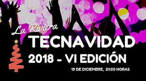 Tecnavidad anuncia la sexta edición de su fiesta benéfica con el objetivo de llenar La Riviera
