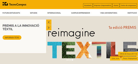 El máster de Emprendimiento e Innovación del TecnoCampus-UPF presenta el programa académico más ambicioso