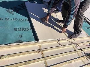 Tejados de Pizarra San José renueva el método de aislamiento de tejados en la Comunidad de Madrid