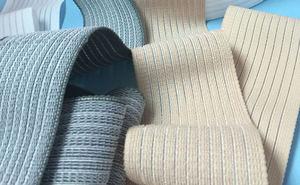 Fabricación de tejidos elásticos para confección sostenibles
