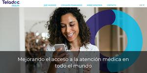 Teladoc Health bate récord de ingresos y visitas en el segundo trimestre de este año