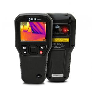 Teledyne FLIR lanza el medidor de humedad y generador de imágenes térmicas con MSX® FLIR MR265