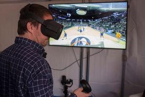 Telefónica desarrolla una nueva forma de ver espectáculos en tiempo real con realidad virtual y 5g con un piloto en Málaga