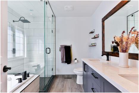 Tendencias en baños de diseño