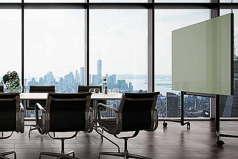 Tendencias en pizarras de vidrio para el hogar y la oficina, según Witlab