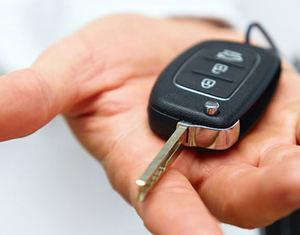 Tener varios juegos de llaves para el coche, una útil medida de prevención
