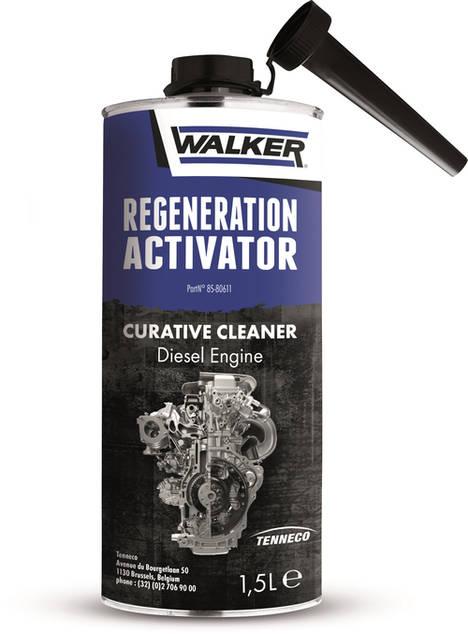 Tenneco lanza una nueva gama de aditivos Walker