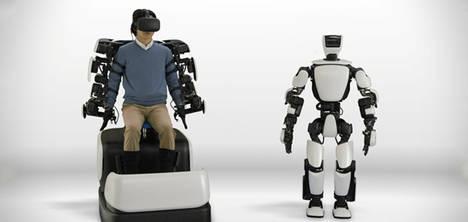 Tercera generación del robot humanoide Toyota T-HR3