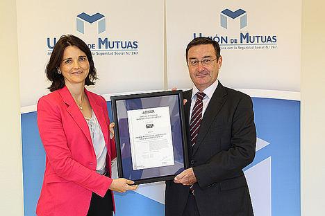 Unión de Mutuas renueva la certificación de responsabilidad social IQNET SR10 y la verificación de su memoria de RS