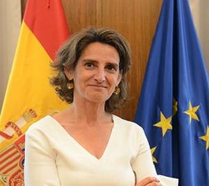 Teresa Ribera, vicepresidenta tercera del Gobierno y ministra para la Transición Ecológica.