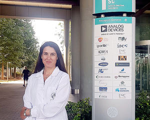 Teresa Valdés, Ceo de Bemygene.