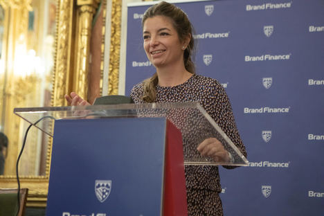 Teresa de Lemus, Directora Gerente de Brand Finance España.