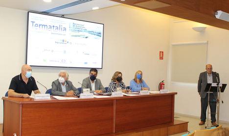 Las acciones profesionales de Termatalia 2021 propician el conocimiento y el negocio en el turismo de salud internacional