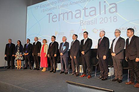 Termatalia Brasil posiciona a Foz de Iguaçu como destino internacional de turismo de salud