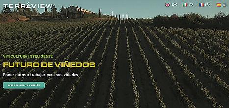 Drones, inteligencia artificial y realidad aumentada llevan a España a la era de la viticultura de precisión