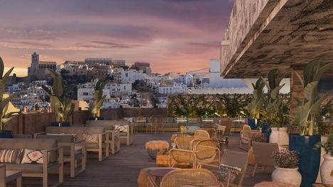 Room Mate Ángel, el primer hotel en Ibiza de Kike Sarasola