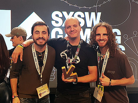 Tessera Studios gana el premio a 'Gamer's Voice: Virtual Reality' en el festival SXSW de Austin (EE.UU.)