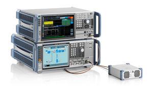Test de RF de gama media con las mejores características de su categoría, ideal para realizar pruebas de dispositivos 5G NR avanzados.