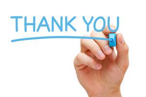 5 maneras con 'expertise' de decir 'thank you' en inglés
